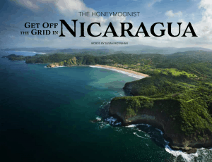 Get Off the Grid in Nicaragua
