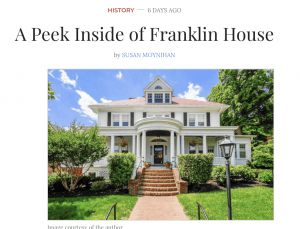 Franklin House Annapolis MD
